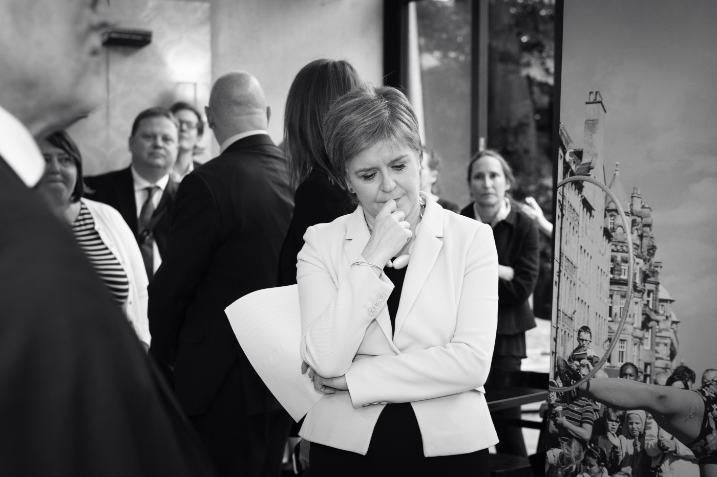 Nicola Sturgeon for Made In Scotland Festival
